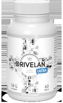 Drivelan Ultra – Poczuj się ponownie jak mężczyzna i stań na wysokości zadania! Nowatorska formuła, prosty skład i maksymalizacja rezultatów!