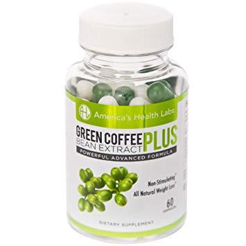 Green Coffee Plus – jedyny naturalny suplement, który ma rzeczywiście mocne podwójne działanie odchudzające
