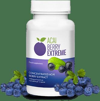 Acai Berry Extreme – solidne postępowanie odchudzające w wyjątkowo szybkim czasie