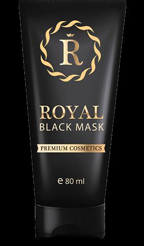 Royal Black Mask – Zadbaj o swoją cerę i zapewnij jej subtelny wygląd