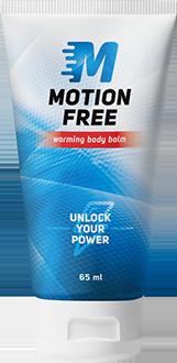 Motion Free – Ból stawów przenigdy nie był tak łatwy do usunięcia
