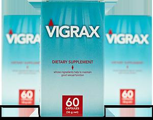 Vigrax – Pastylki na potencję gwarantujące dłuższe radowanie się seksem!