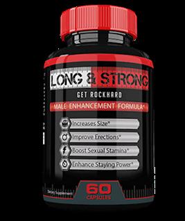 Long&Strong – Dłuższa, wytrzymalsza i twardsza erekcja? Spróbuj ów wspaniały suplement!
