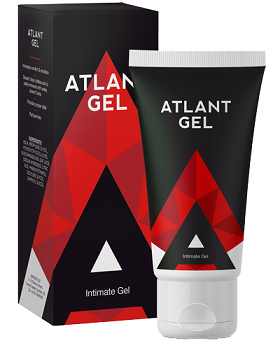 Atlant Gel – nie tylko na problemy z erekcją