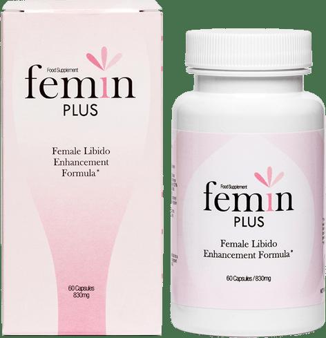 Femin Plus – Zatroszcz się o własne damskie libido ze skutecznym suplementem!