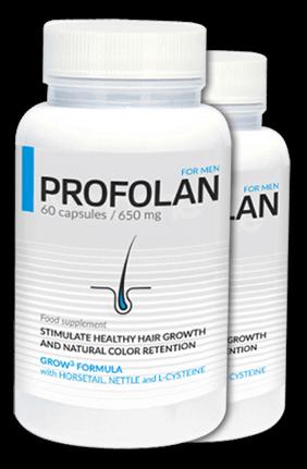 Profolan – Zatrzymaj wypadanie włosów oraz wesprzyj ich odbudowę.